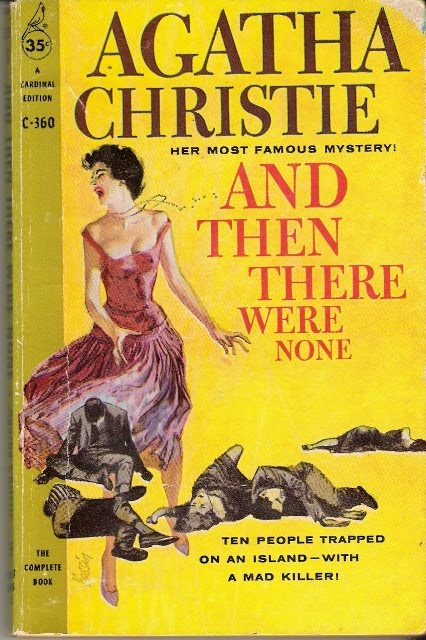 #4. And Then There Were None by Agatha Christie