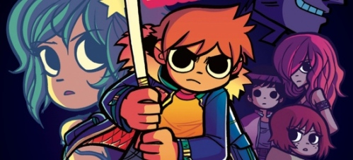 #13 - #18. Scott Pilgrim Vol. 1 - 6