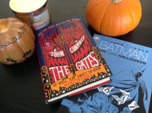 fall fave books